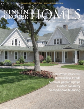 Kinlin Grover - Summer 2011 - Cover